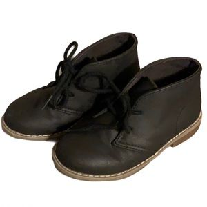 Children's Place Black Boots - Toddler's Size 10